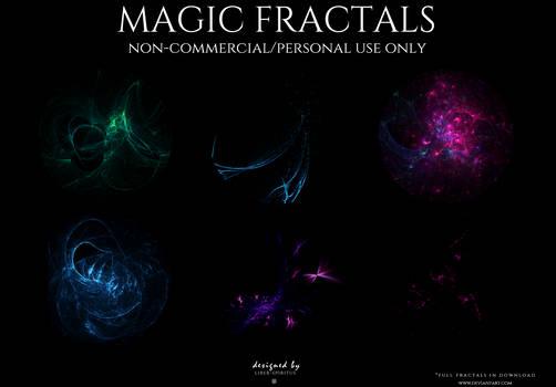 Magic Fractals
