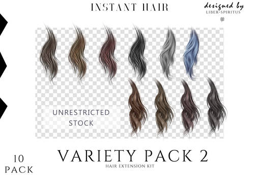 UNRESTRICTED Variety Pack 2