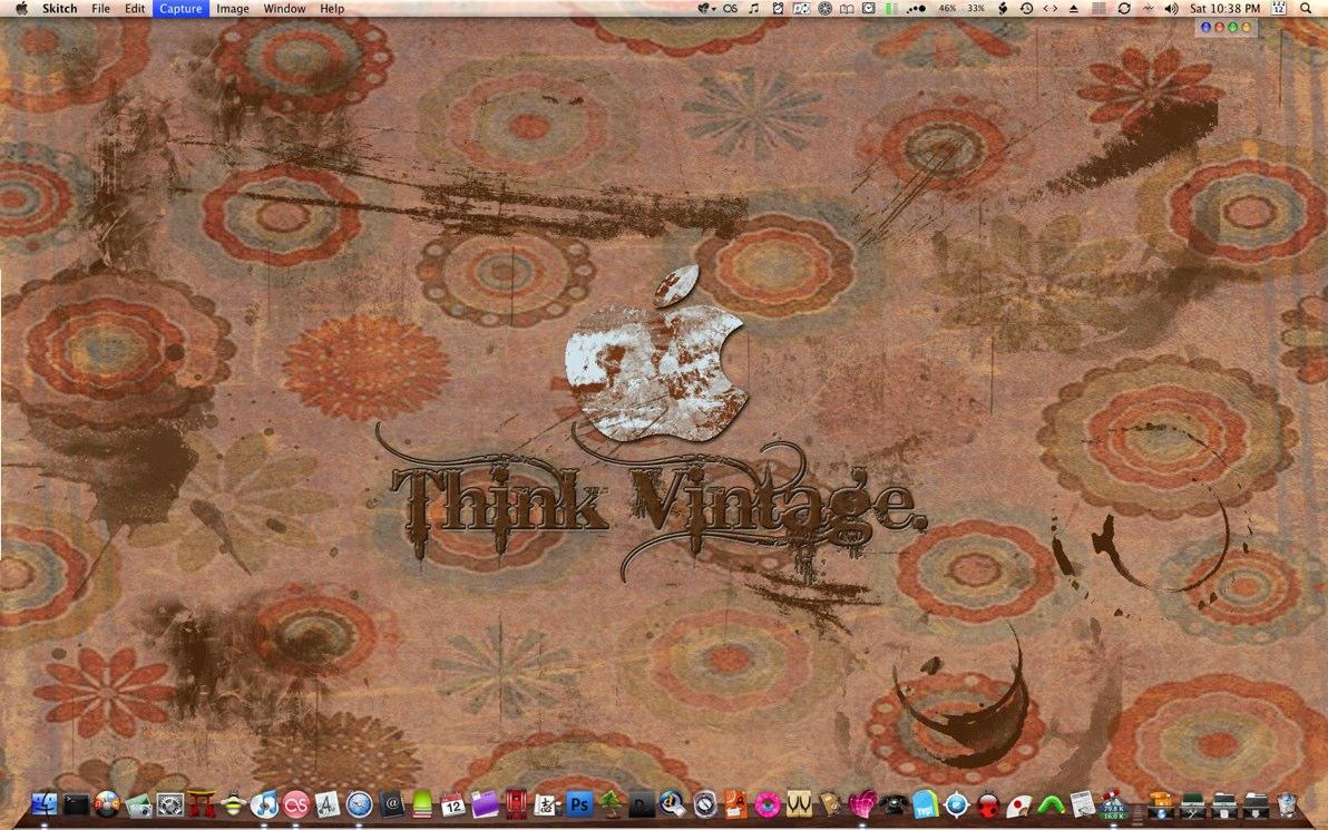 Think Vintage by Camxso
