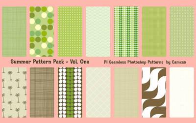 Summer Pattern Pack Vol. 1