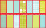 Summer Pattern Pack Vol. 5