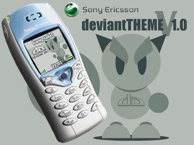 T68i deviantTHEME v1 by splat