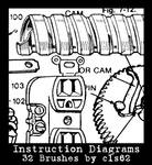 Instructional Diagrams