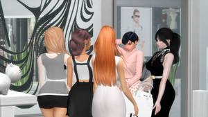 HairShop Visit