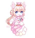 Commission: Haine--chan