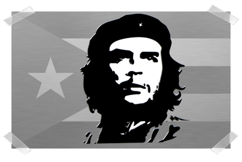 Brushed Che Guevara Wallpaper By Coolerpvr On Deviantart