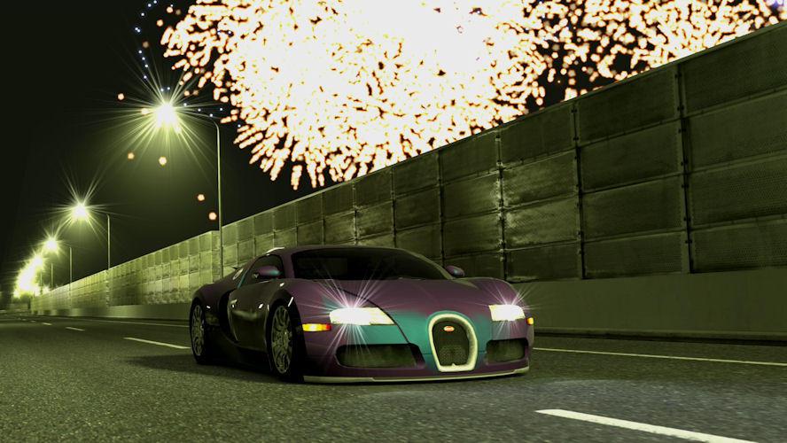 bugatti veyron gt5