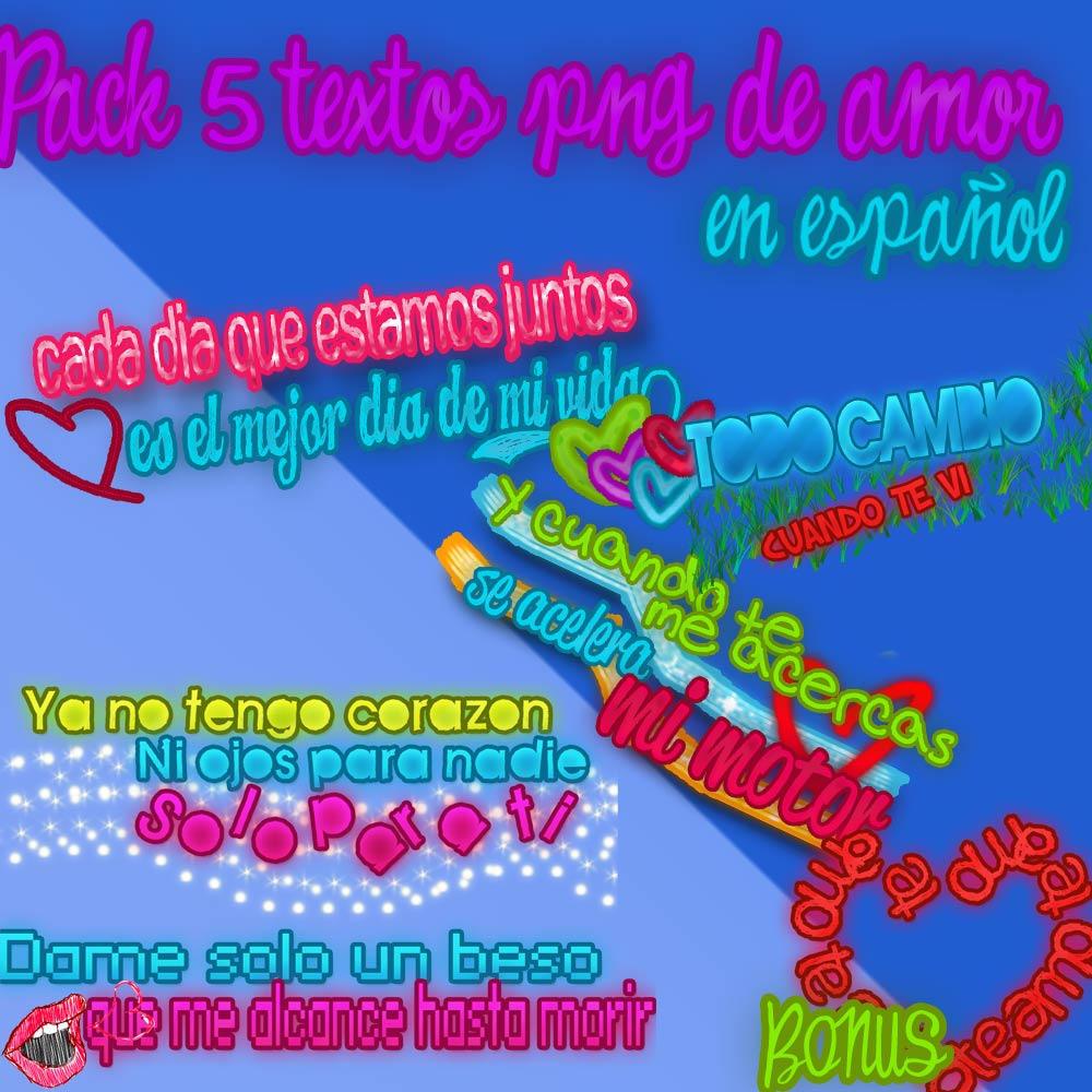 Frases De Amor En Espanol By Pokechibi On DeviantArt