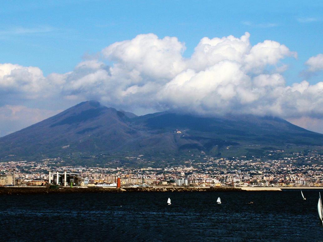 Vesuvio - Vesevus by artful-xtra