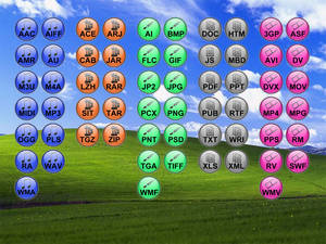 Glossy Iconset Add-on