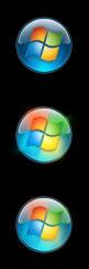 Windows 7 build 7048 Orb