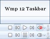 wmp 12 taskbar by XceNiK