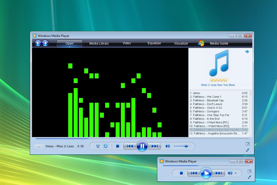 Download windows media player 12 for windows vista wmp 12. 0. 7000. 7000.