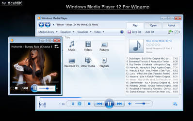 Windows Media Player 12 Basic