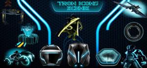 Tron Icons