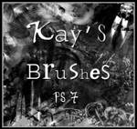 Kay's brushes for PS 7