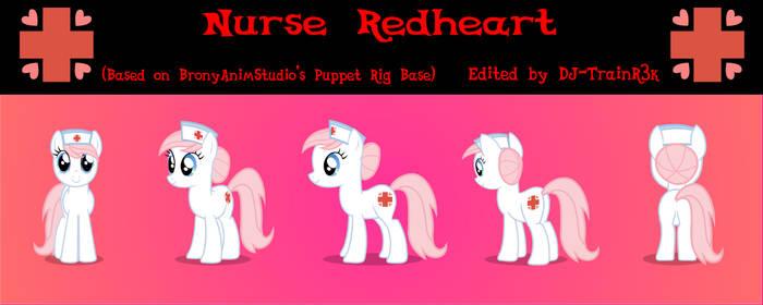 Nurse Redheart Flash Rig [DL]