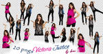 Victoria Justice Png Pack