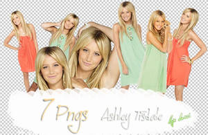 Ashley Tisdale Png pack by dorina-site