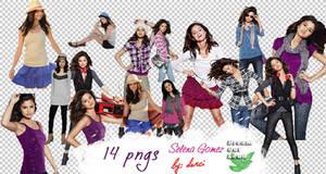 Selena Gomez DOL Png pack by dorina-site