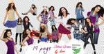Selena Gomez DOL Png pack