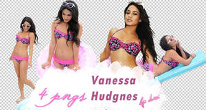 Vanessa Hudgens in bikini Png Pack by dorina-site