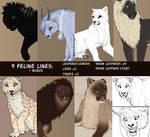 Feline Lines