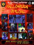MDU Halloween Special-2016 Oneshot