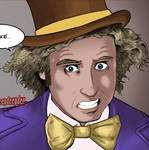 Wendy Wonka and the Chocolate Factory intro comic