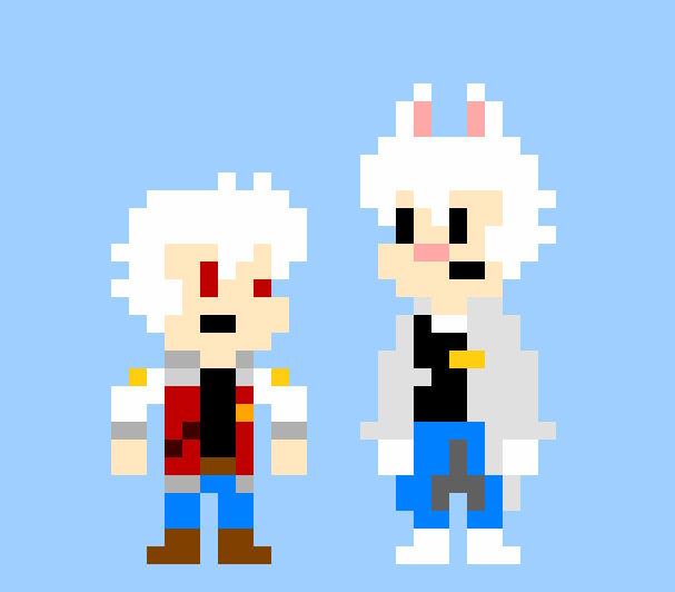 Ryo and Rivkah