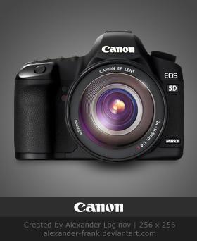 Canon EOS 5D Mark II by AlexanderLoginov