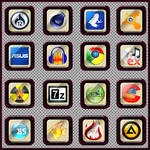 Icon Pack 001 App Icons 1