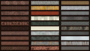 Free Layer Styles Pack 2.5