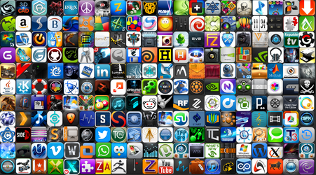 2400 Icons Pack by llexandro