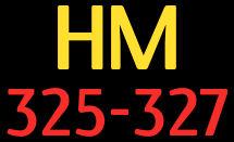 Dragon Ball HM Chapter 325-327