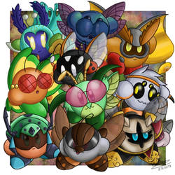 Buggos squad! 2.0