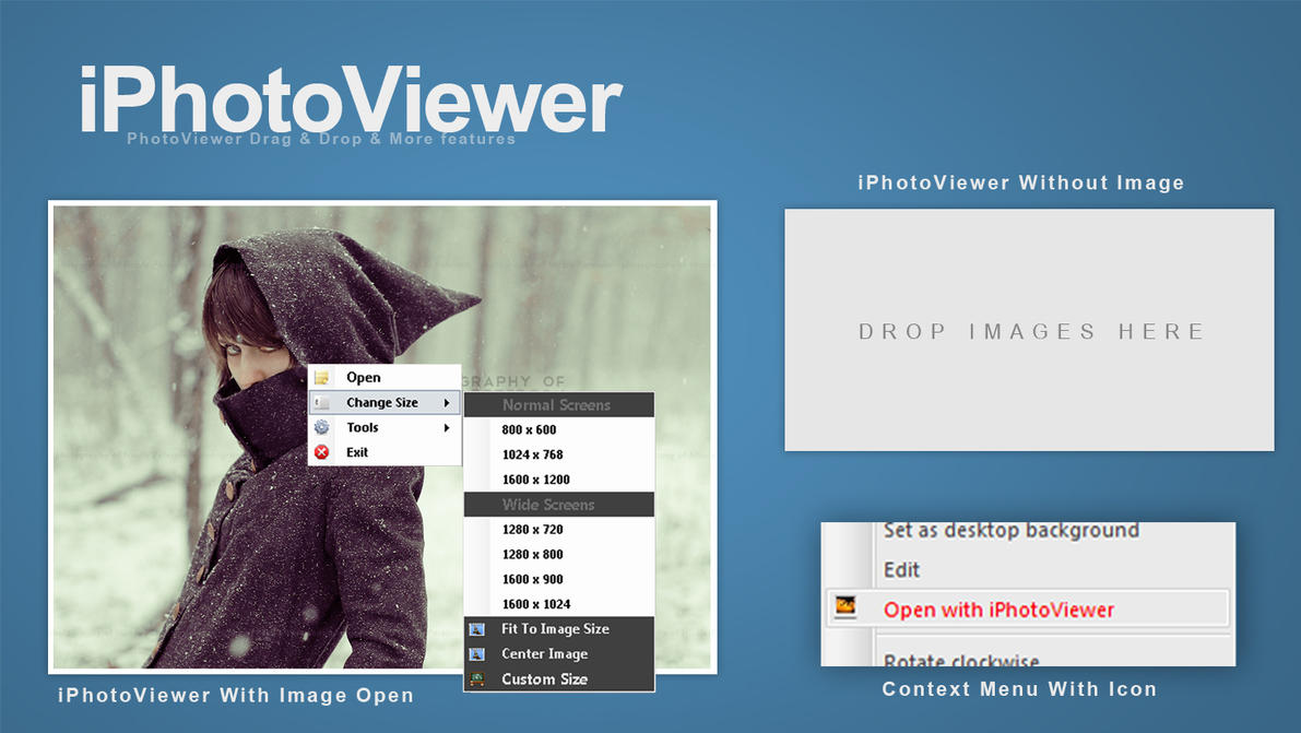 iPhotoViewer v1.2 by CyWin