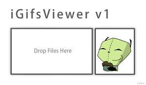 iGifsViewer : Animated Gifs Viewer