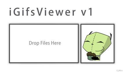 iGifsViewer : Animated Gifs Viewer by CyWin