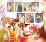 Kamisama Hajimemashita Folder Pack