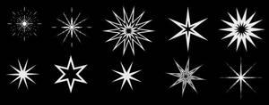 Star Brush Set 02