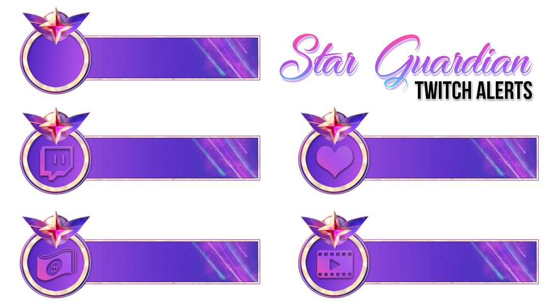 FREE] Star Guardian - Twitch Alerts by Psychomilla on DeviantArt