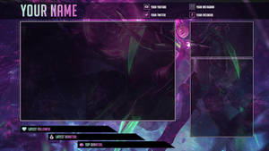 Super Galaxy Elise - Client Overlay