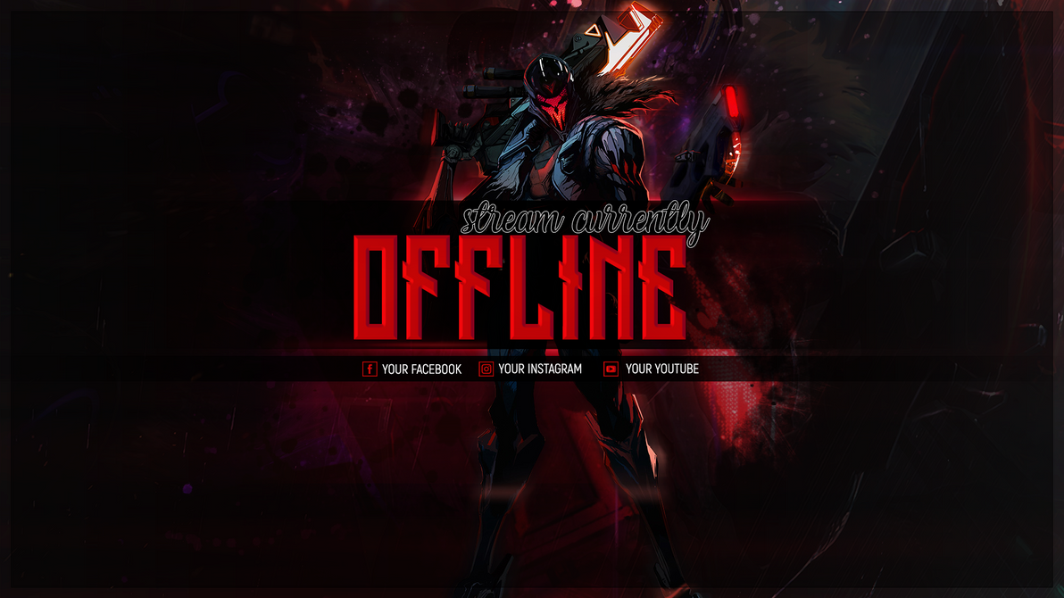 Project Jhin Offline Screen By Psychomilla On Deviantart