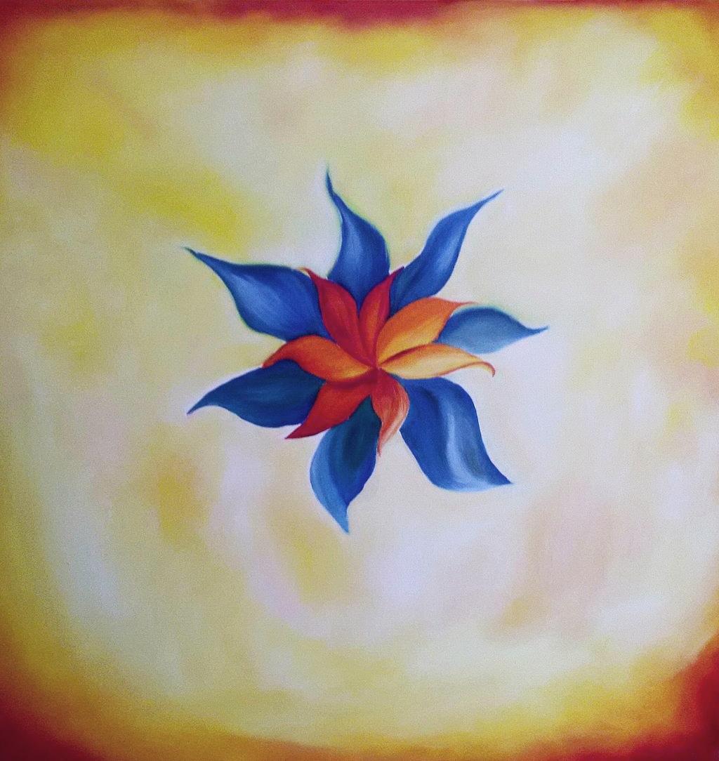 The flower of consciousness by sgarciaburgos