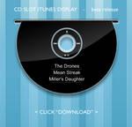 CD Slot iTunes Display