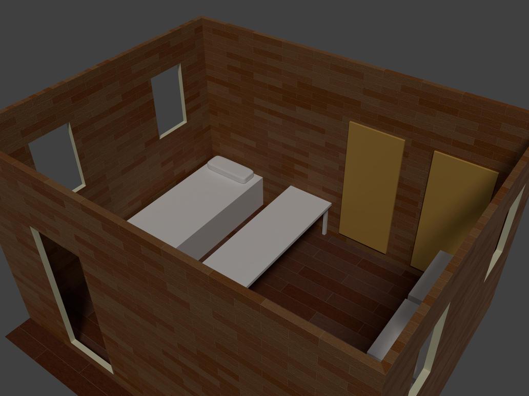 Cabin-0.03-nya by luaneko