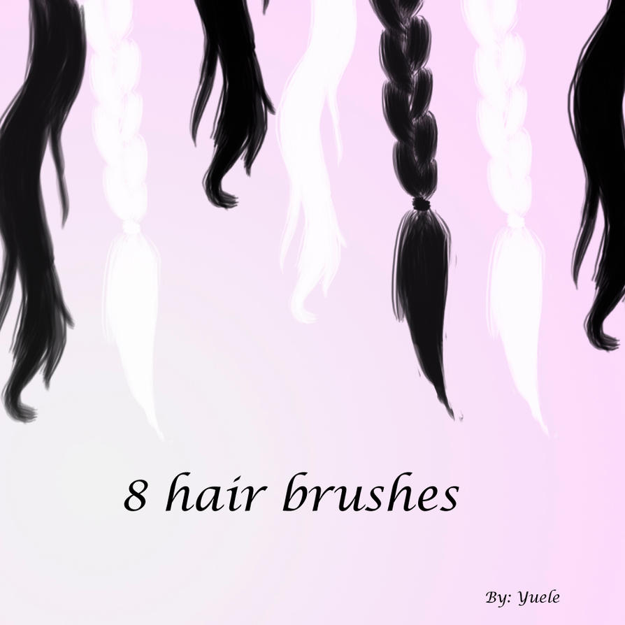 hair brushes by yuele