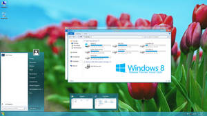 Release Preview Theme for Windows 8