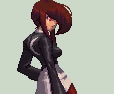 Female Iori XIII by EnlightendShadow